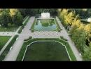 Чудесный город Пушкин снятый с коптера