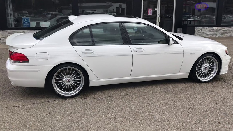 2007 BMW Alpina B7 For Sale