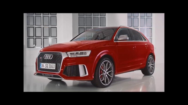Yeni 2019 Audi RS Q3 - Kompakt performans SUV