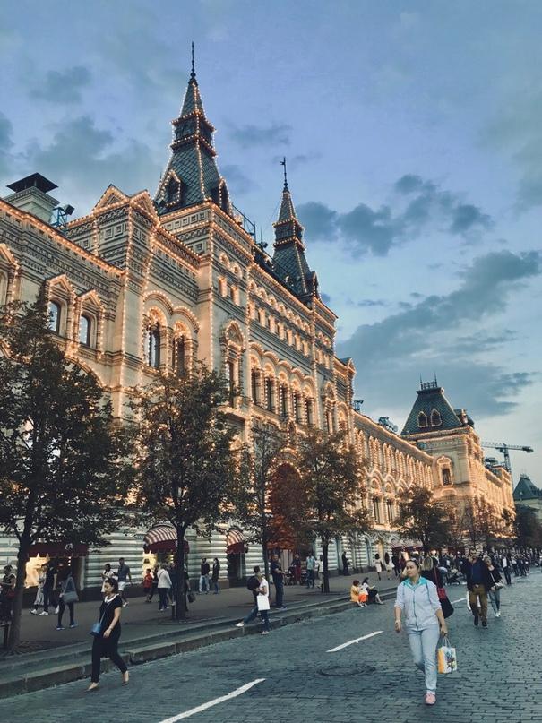 Агата Сант | Москва