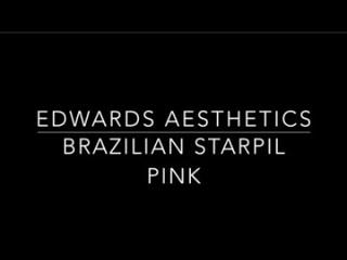 Edwards Aesthetics | Female Brazilian Starpil Pink Wax Demo