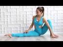 Video Stretches GYM, CONTORTION, Super Flexible gymnastics contortion