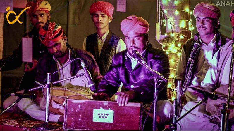 Kootle Khan - Aage Aage Koothal Godhlo (Anahad Foundation - Folk Music Rajasthan)