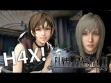 Playing as Iris and Aranea! - FFXV Windows Edition Debug EN