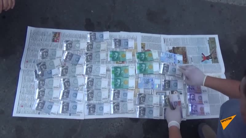 Задержание главы следственного управления ГСБЭП со взяткой $ 5 тыс