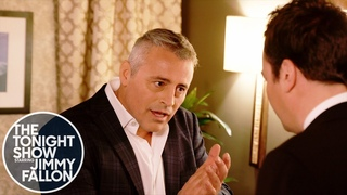 Matt LeBlanc and Jimmy Debate How Many Claps Are in the Friends Theme Song