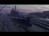 World of Warships - ЛК Британии 8 уровня - Monarch