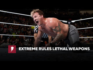 [#my1] wwe extreme rules lethal weapons - wwe top 10