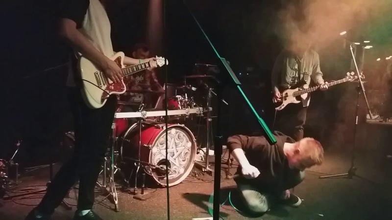 Levegh — искра, pt.2 live @Volume club 23.09.2018