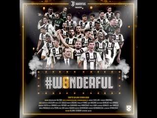 Футбол. Хоккей, весь спорт. Видео: твиттер JuventusFC @juventusfc CAMPIONI D'ITALIA!!! W8NDERFUL!!!