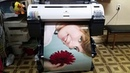 Печать А1 на глянцевой фотобумаге плоттер Canon imageprograf 670