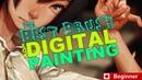 The Best Brush for Digital Painting Beginners