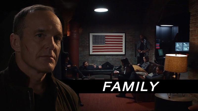 Agents of S.H.I.E.L.D. | Family [SHIELD100]