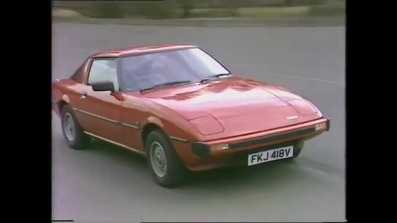 Mazda RX-7 review _ Japanese Car _ Retro Car _ Wheels _ 1980