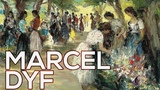 Marcel Dyf A collection of 208 paintings (HD)