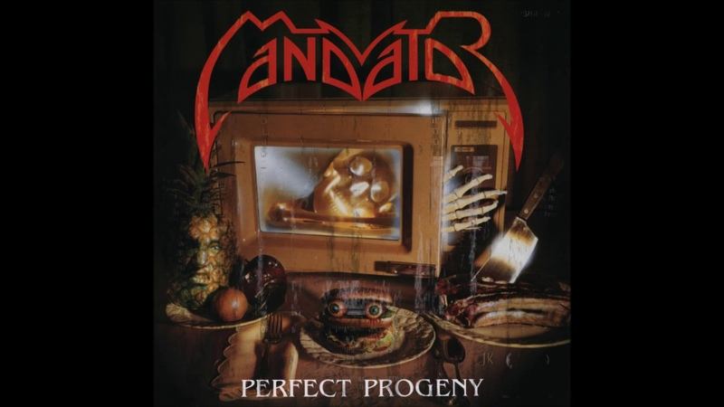 Mandator - Perfect Progeny (1989) (LP, Germany) [HQ]