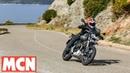 Moto Guzzi V85 TT first ride MCN