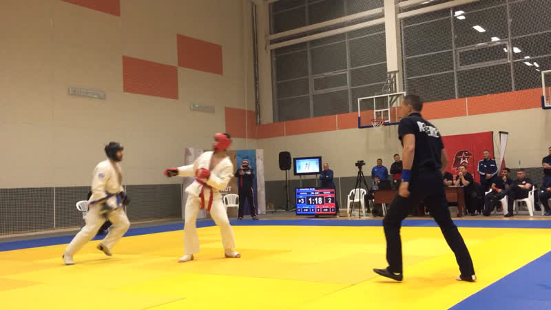 Чемпионат России 5 бой Тахир Токарев