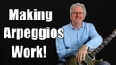 How to Make Arpeggios Work for you