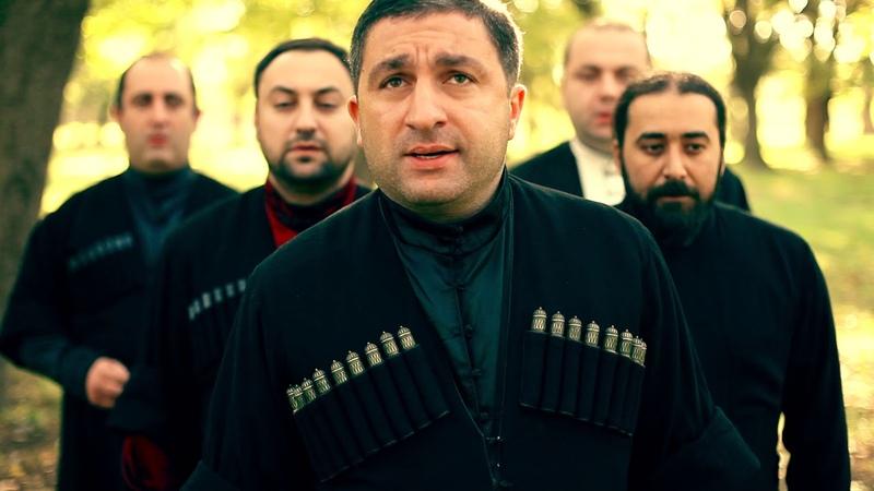 მამა სერაფიმე და კვარტეტი მუხამბაზი - შევიდე სახლსა შენსა Archimandrite Seraphim Mukhambazi