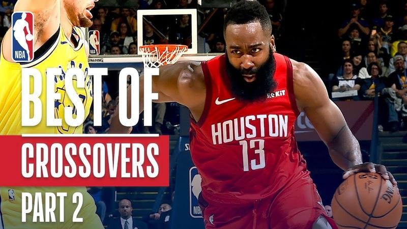 NBA's Best Crossovers   2018-19 Season   Part 2 NBANews NBA