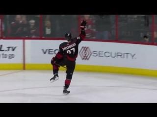 Svechnikov's first NHL goal Oct 7, 2018