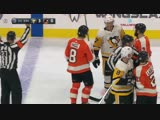 Evgeni Malkin Given Match Penalty After Swinging Stick At Michael Raffl