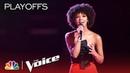Шоу Голос США 2018 Линнеа Мурер с песней Влюблена The Voice USA 2018 Lynnea Moorer Boo d Up оригинал Ella Mai