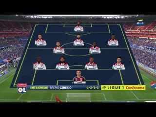 Olympique lyonnais - toulouse fc - résumé - (ol - tfc) _ 2018-19