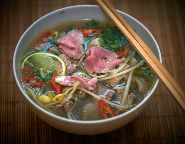 Еда во Вьетнаме.