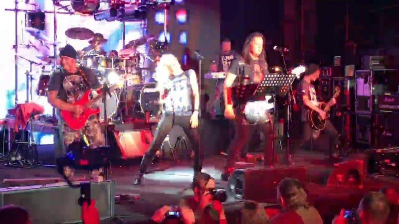 Группа ПУШКИНГ концерт презентация нового альбома в клубе АВРОРА