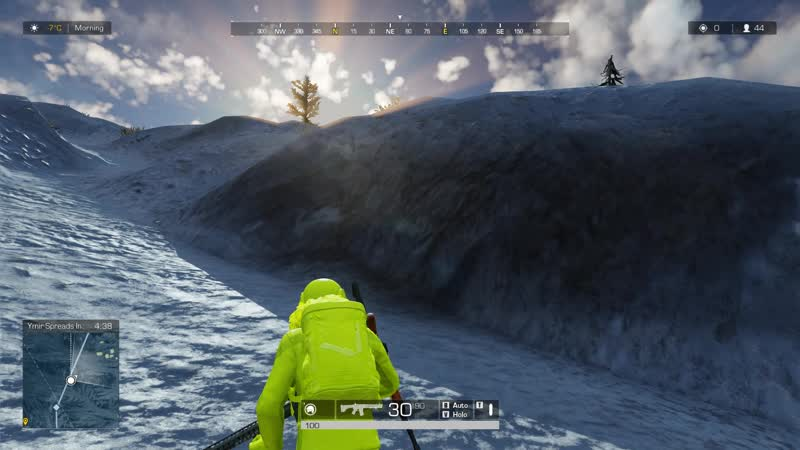 Ring of Elysium TEST DEV\ESP.DVR