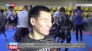 Российский кикбоксер Бату Хасиков провел в Донецке для молодежи открытую тренировку