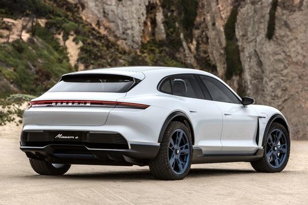 Электрический Porsche Taycan получит Turbo-версию