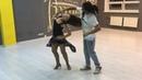 Zouk class 12.09.2018 at Brazuka Dance School Leandro DOliveira and Natalia Andronaki