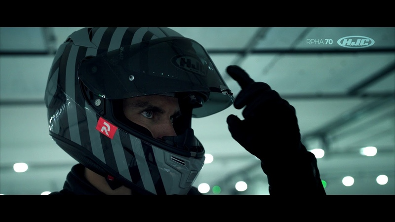 RPHA 70... The Sport Touring helmet by HJC