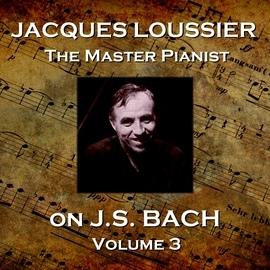 Johann Sebastian Bach альбом Jacques Loussier on JS Bach
