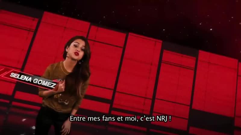 NRJ Radio Commercial - One Direction, Selena Gomez, Miley Cyrus and Rihanna