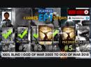 God of War Ascension EP1 6 GodofWar games 21 days left 100 Blind