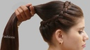 Different Ponytail hairstyle for Wedding/party   Hairstyles for School , College, Work