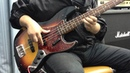 Fender Custom Shop MBS 60 JAZZ BASS RELIC Build by John Cruz Part2