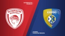 Olympiacos Piraeus - Khimki Moscow region Highlights Turkish Airlines EuroLeague RS Round 19