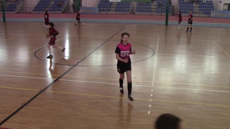 18 19 девушки 2005 06 Пантера СШ 13 1 тайм