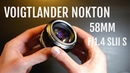 UNBOXING Voigtlander Nokton 58mm F 1 4 SLII S