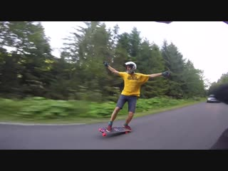 Guinness world record skateboard manual distance - 1.75km - 60km⁄h