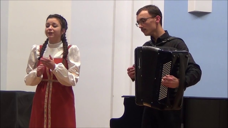 ТИХИЙ ОМУТ поёт Валерия ГЕЛЛЕРТ, концертмейстер Даниил ГРИГОРЬЕВ.