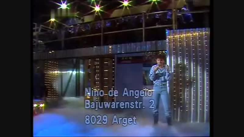 NINO DE ANGELO Jenseits Von Eden 1983