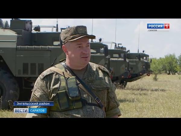 Бой на радарах: стартовали учения зенитно-ракетных войск