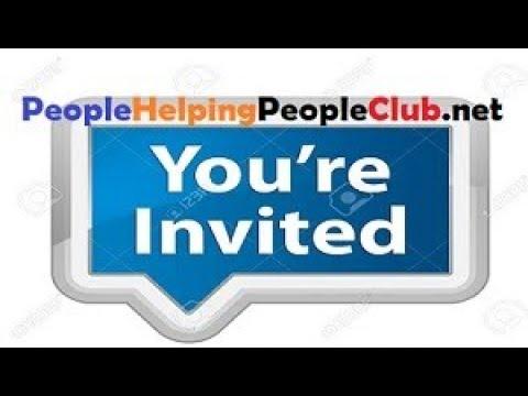 PeopleHelpingPeopleClub.net Members Share Income Vehicle Crypto-Builder Progress Oct. 12 2018