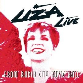 Liza Minnelli альбом Liza Live from Radio City Music Hall
